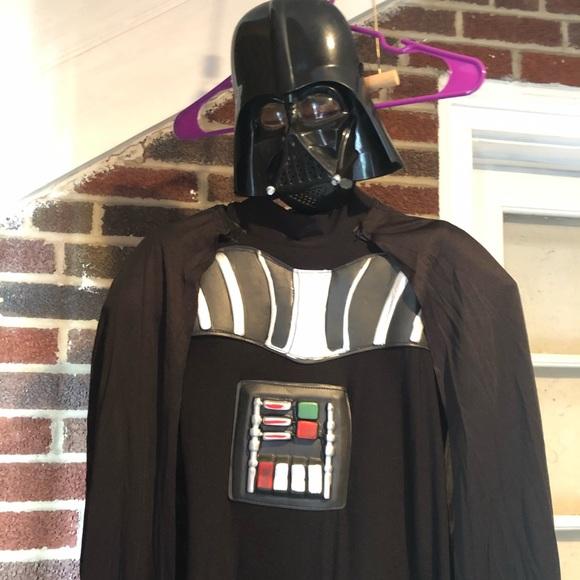 Darth Vader costume adult XS kids XL